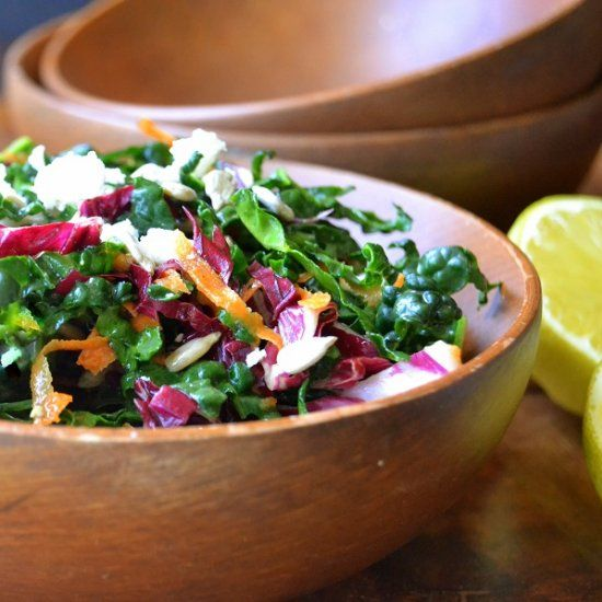 More like this: kale slaw , sesame and kale .