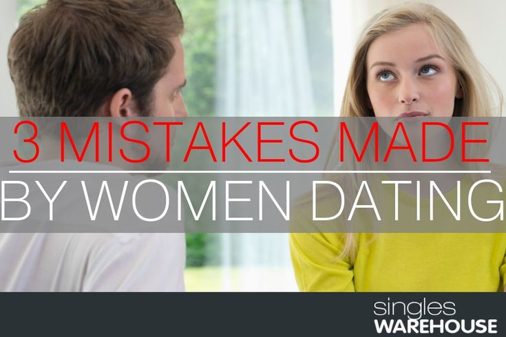 secret dating mistake women make