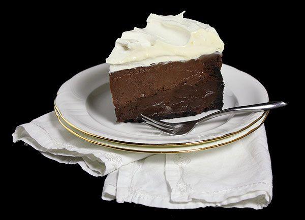 Mississippi Mud Cake | Desserts | Pinterest