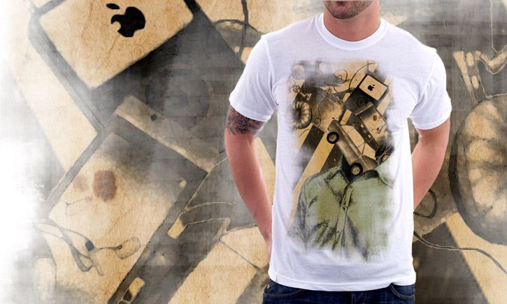 Pin by design by humans on diy that old fav shirt pinterest for Top 10 t shirt designs