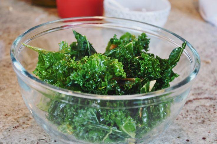Fall Detox Challenge - The Micro Harvest - Autumn Massaged Kale Salad