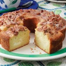 Cream Cheese Coffee Cake | Recipes to try | Pinterest