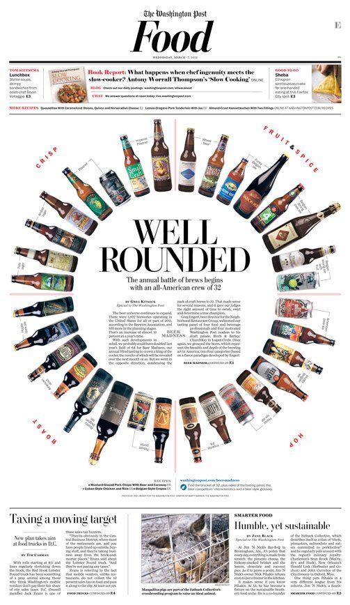 Newspaper Layout Design Ideas | www.imgkid.com - The Image ...
