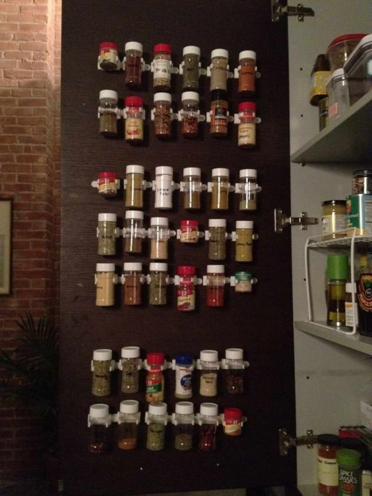 pin by home decorating ideas on over the door pantry organizer pint