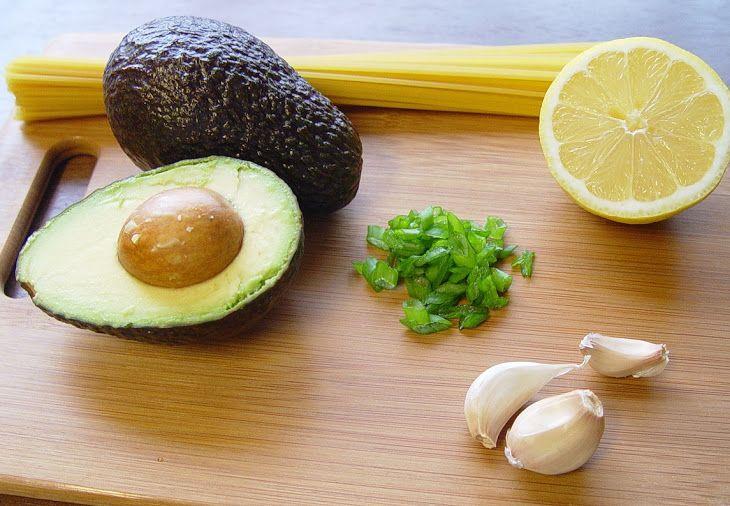 Creamy Avocado Pasta Recipe | Yumm | Pinterest