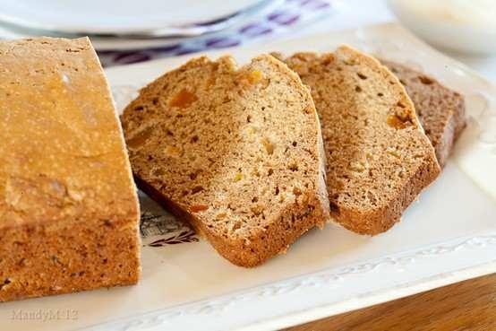 Gingerbread loaf | Panes de granos enteros son los mejores (Whole gra ...