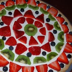 Fruit Pizza II Allrecipes.com