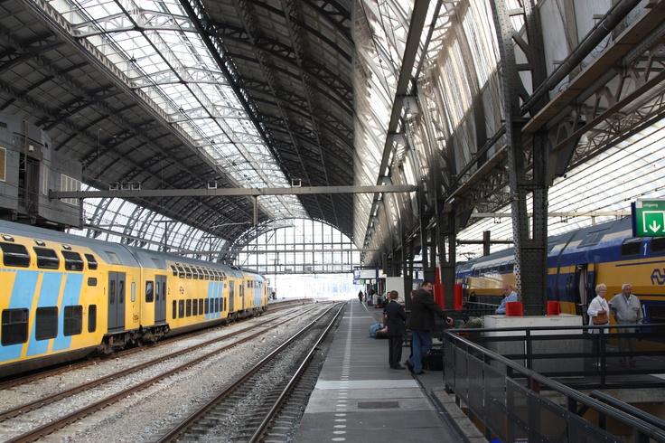 Amsterdam Train Station Trains And Stations I Loved