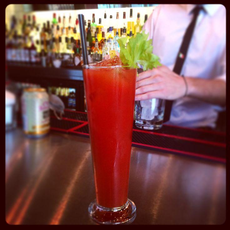 Bloody Maria #cocktail El Jimador Reposado tequila with tomato juice ...