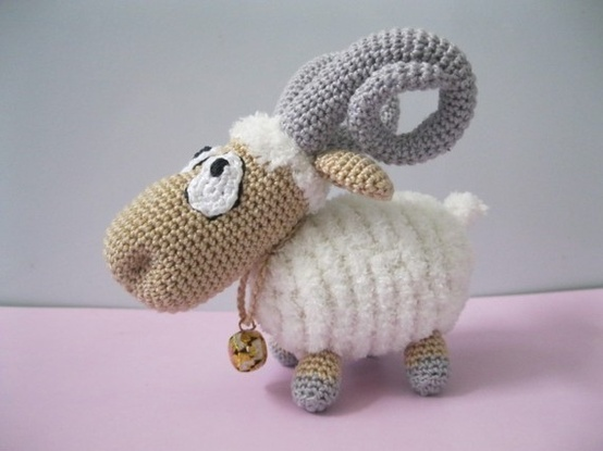 Amigurumi Sheep Wooly & Felted Pinterest