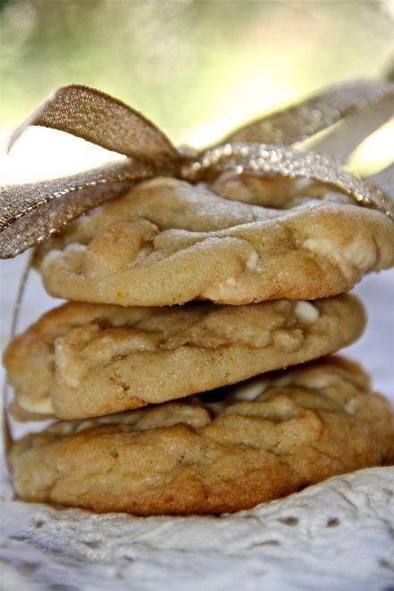 orange cream cookies~ | Good Eating | Pinterest