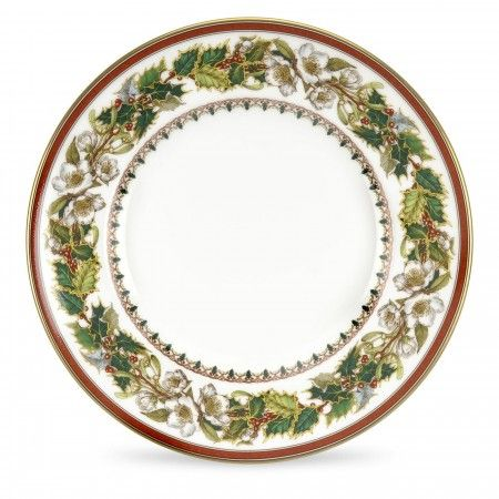 Spode Christmas Rose - Subtle and a great mixer with other holiday ...