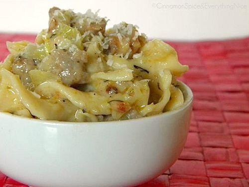 DeeAnn's Cheesy Bacon Cabbage Recipes — Dishmaps