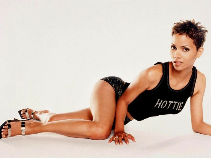 Hottie - Halle Berry   MUJERES DIVINAS   Pinterest Halle