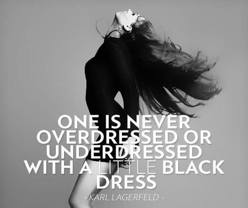 Little Black Dress Quotes. QuotesGram