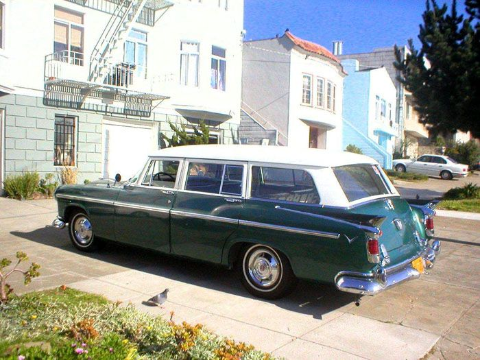 Chrysler Windsor Newport 4dr HT