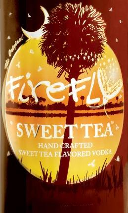 Firefly Sweet Tea Vodka. A vodka that tastes like sweet tea. This is ...