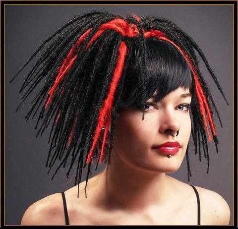 Short Punk Rock Hairstyles