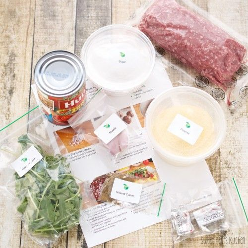 Sweet Pea's Kitchen » Lamb Meatballs with Creamy Polenta and Tomato Ragout + Relished Food Delivery Giveaway