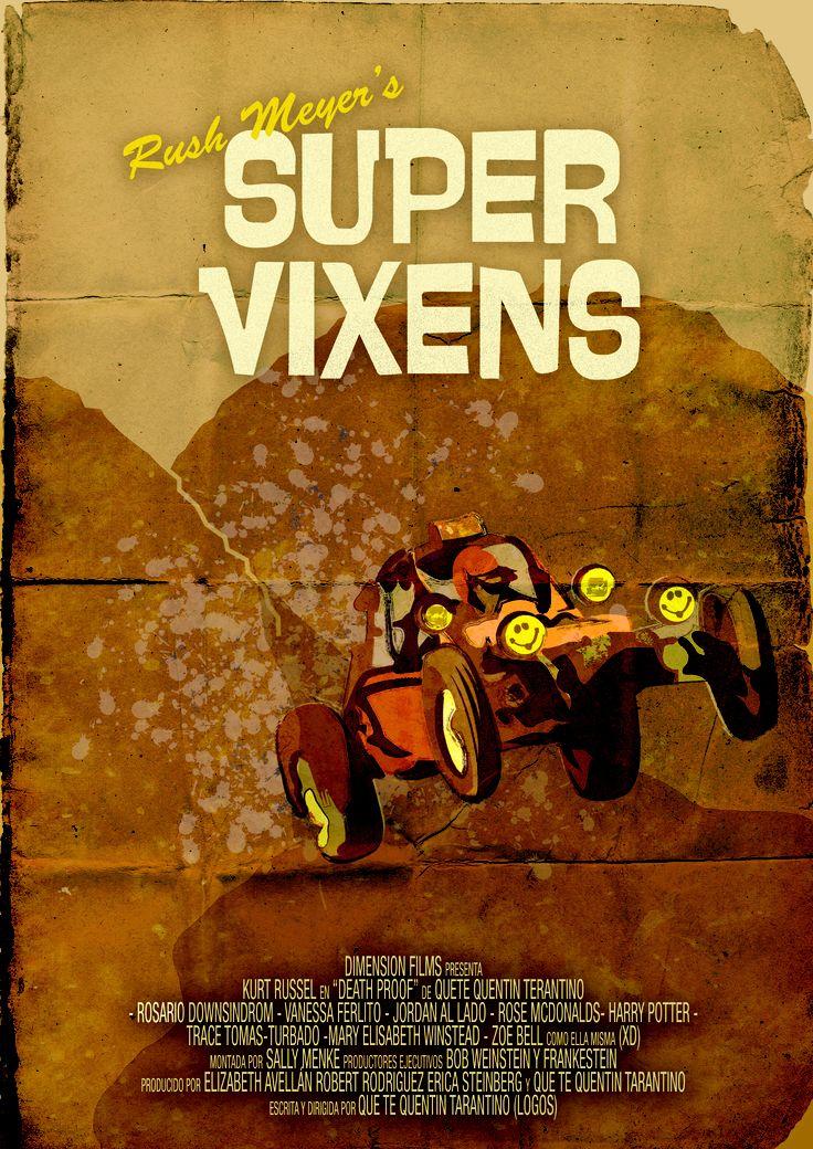 Russ Meyer Supervixens Cast