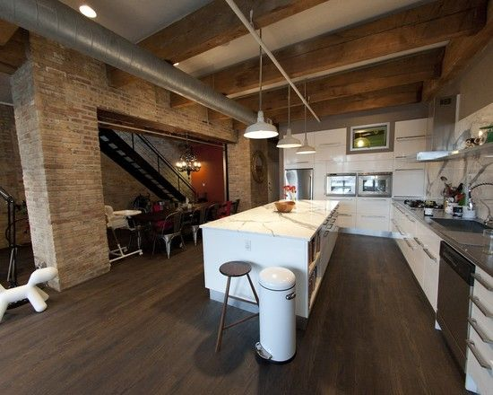 basement industrial apartment design pictures remodel decor and ideas