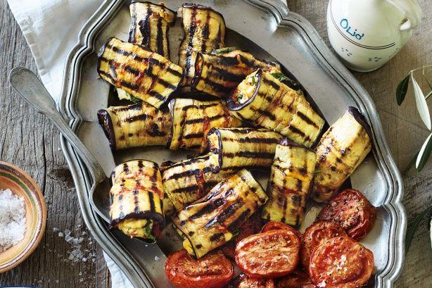 Eggplant Involtini. Consider switching the ricotta for alternative ...
