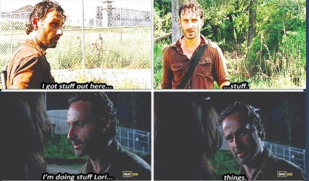 Stuff... Things... Rick lol