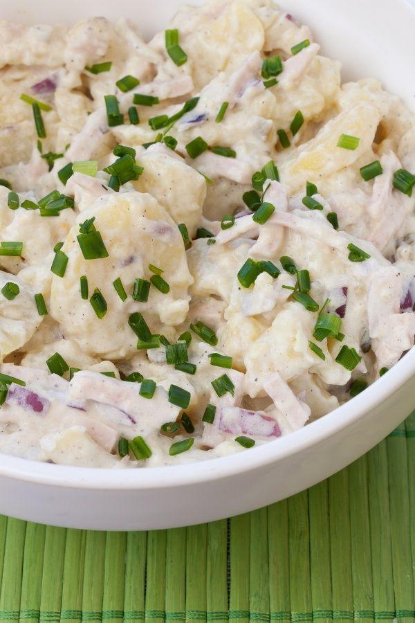 New Potato Salad | FOOD! | Pinterest