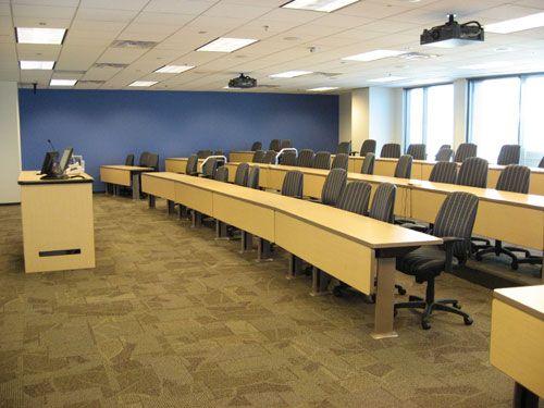 Tiered Classroom Design Standards ~ Tiered classroom next gen design