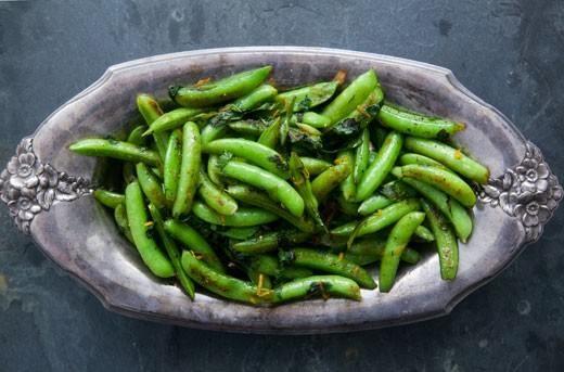 seared_sugar_snap_peas | Healthy Food | Pinterest