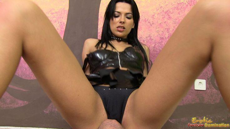 through pantyhose penetration