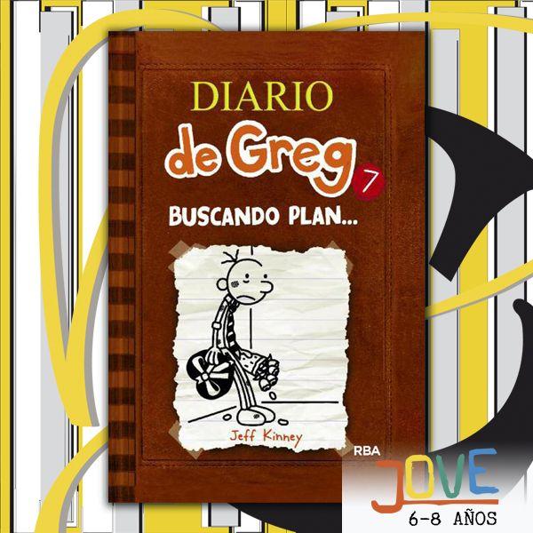 Diario de greg 7 buscando plan de jeff kinney - Biblioteca l eliana ...