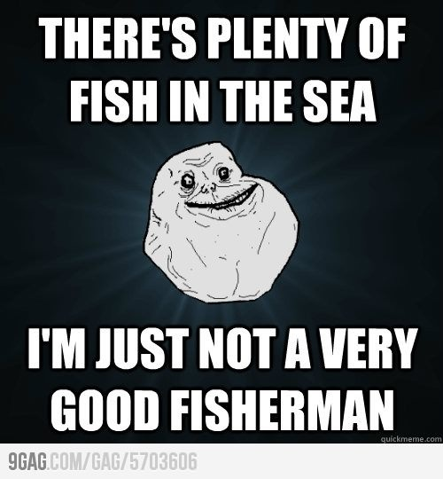 Plenty of fish in sea dating site