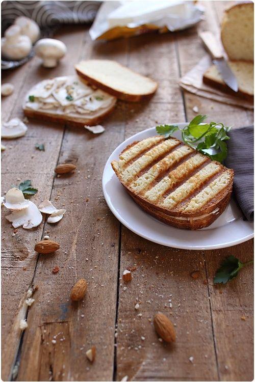 Brie Croque Monsieur Sandwiches Recipes — Dishmaps
