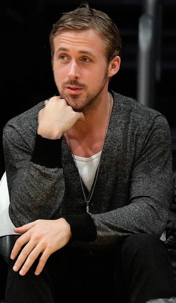 Celebrities With Boners Ryan Gosling