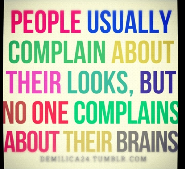 brain vs beauty essay The combination of beauty and brains is not very common however, the brain will always dominate.