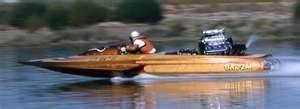 blown fuel flat bottom drag boats