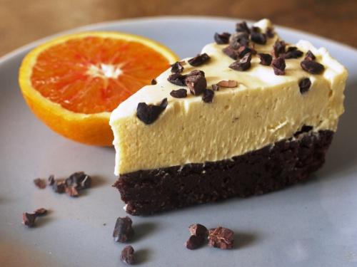 Spiced Chocolate Orange Mousse Cake | Cakes | Pinterest