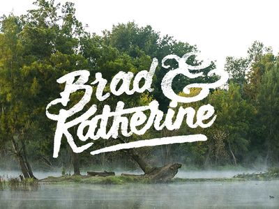 Brad & Katherine