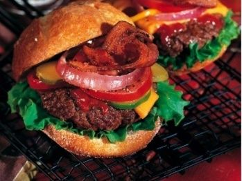 "The Great Canadian Banquet Burger"" from Cookstr.com #cookstr"