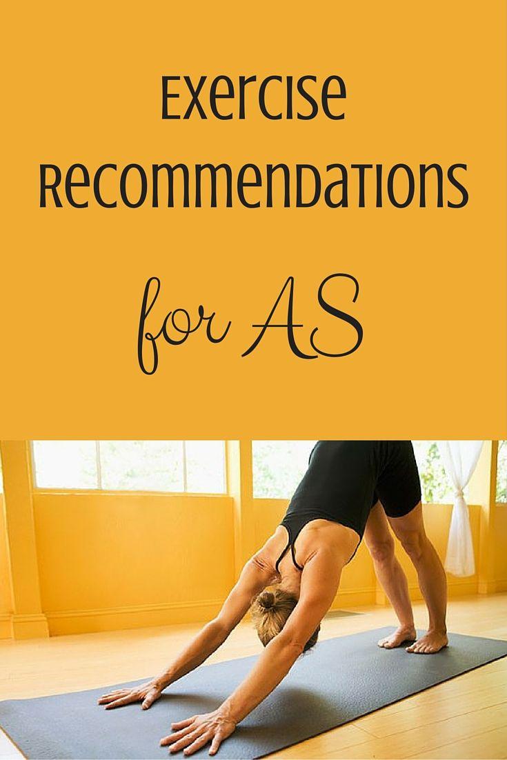 Exercise Recommendations Developed for Ankylosing Spondylitis