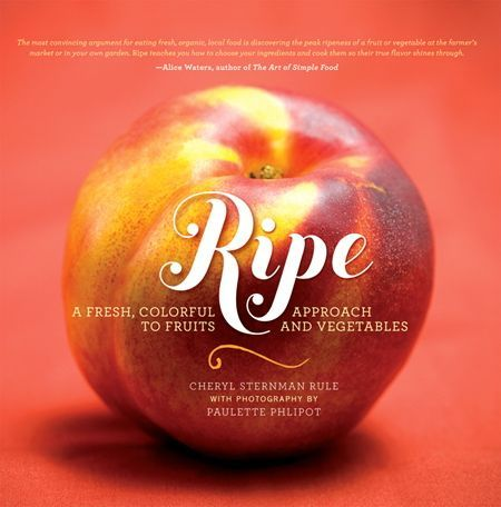 Smashed Cherries, Amaretti and Ricotta   Recipe