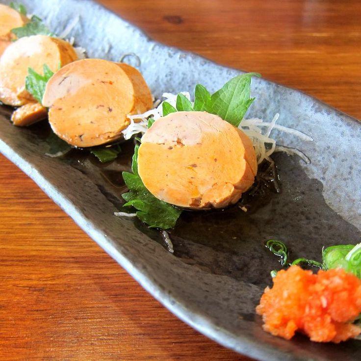 Ankimo(Monk Fish Liver With Ponzu)