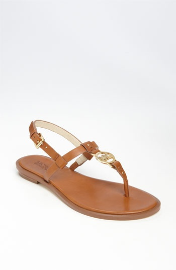 Want! Micheal Kors 'Sondra' Sandals