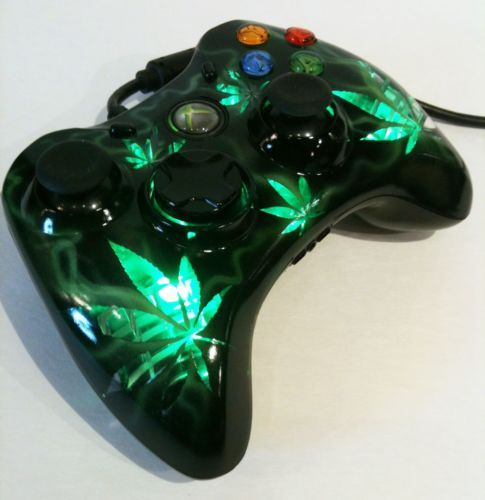 XBOX 360 After Glow co...