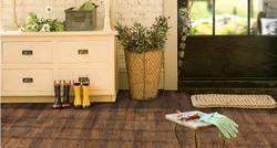 Aquarius Waterproof Vinyl Plank Flooring 6 from menards