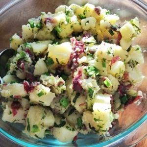 Anytime Gourmet: Fresh herb potato salad