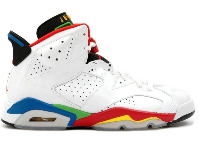 Air Jordan 6 Retro Oly...