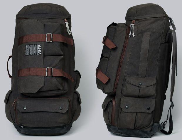 The Nomadic Pack/Hammock/Messenger Bag //