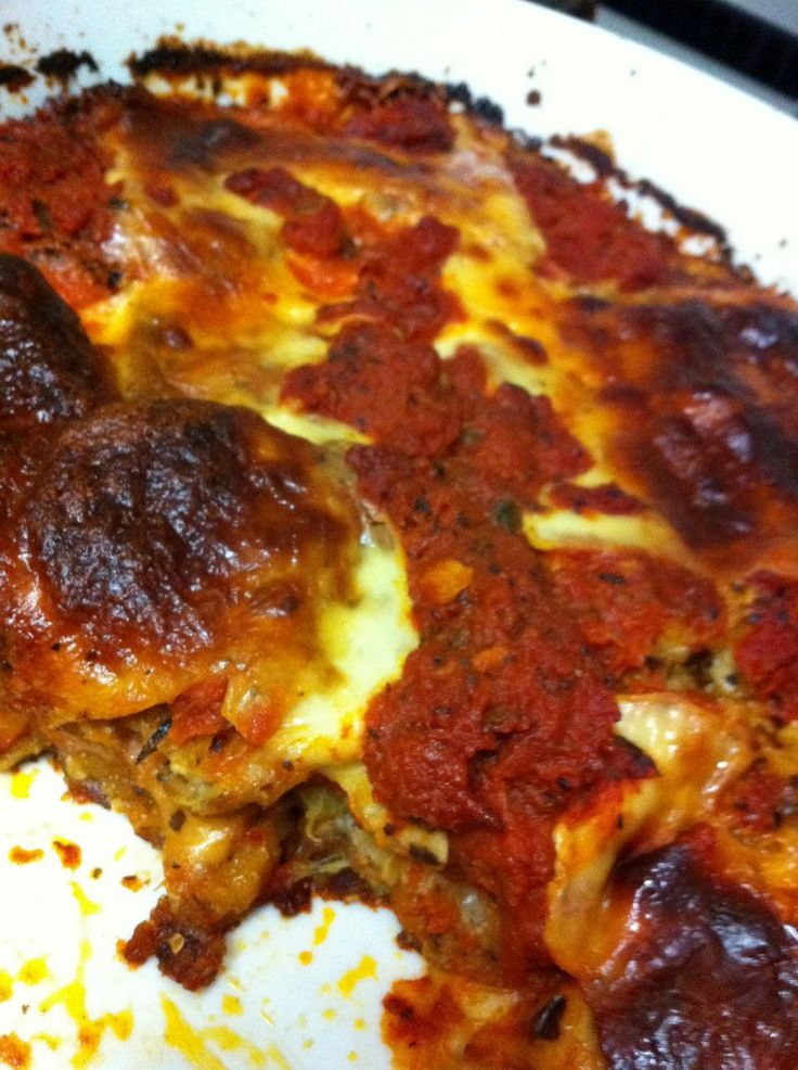 pie gluten free and dairy free eggplant parmesan eggplant parmesan ...
